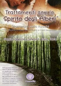 rigenerati con i trattamenti con lo spirito degli alberi